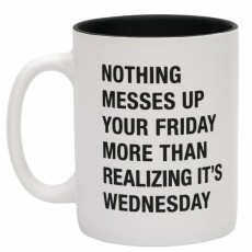 Messes Friday Mug