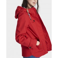 Joules Coast Jacket Red