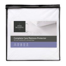 Fine Bedding Complete Care Mattress Protector King