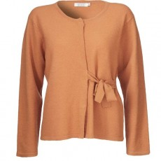 Masai Lempi cardigan fitted long slv Amber