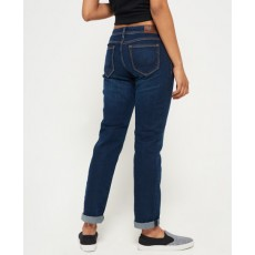 Superdry Sophia Skinny Coated Black