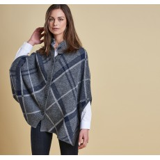 Barbour Muir Cape Lt Grey Marl