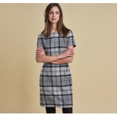 Barbour Glenn Dress Charcoal