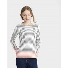 Joules Harbourblock Striped Top