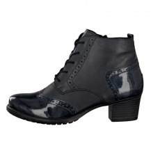 Remonte Lace up Boot Navy