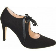 Capollini Coleen Suede Lace Up Shoe