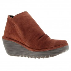 Fly London Yip Boot Oil Suede
