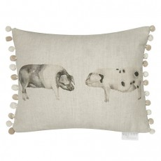 Oink Mini Cushion