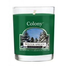 Wax Lyrical Votive Candle Winter Spruce