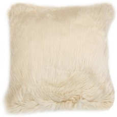 Snug natural Sheepskin Cushion 50x50cm