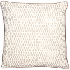 Raindrops Cushion Truffle