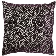 Wilder Cushion Floral Amethyst