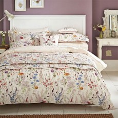 Bedeck V&A Blythe Meadow Bedding Multi