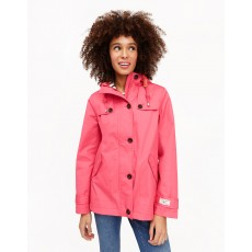 Joules Coast Coat Red Sky