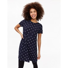 Joules Krista Printed Woven Dress FNELSPT