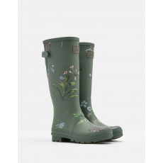 Joules WellyPrint Wellies Laurbot