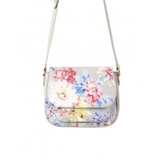 Joules Darby Printed Saddle Bag