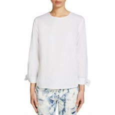 Oui Top Bright White