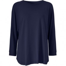 Masai Dortea top 3/4 sleeve Navy Org