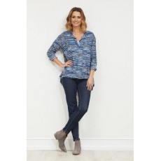 Masai Daleka top Long sleeve Bluebell Org