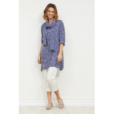 Masai Gwen tunic Long sleeve M Night Org