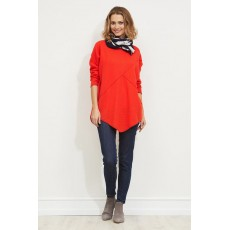 Masai Fabia top Long sleeve Poppy