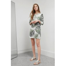 Great Plains Palm Camo Shift Dress