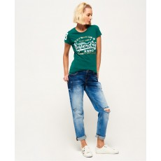 Superdry Varsity Team Entry Tee
