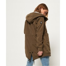 Superdry Microfibre Project Parka