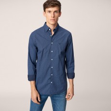 Gant Regular Mini Flower Print Shirt