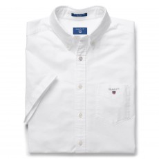 Gant The Short Sleeved Oxford Shirt