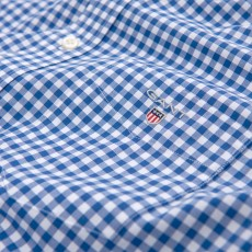 Gant The Regular Broadcloth Gingham Shirt