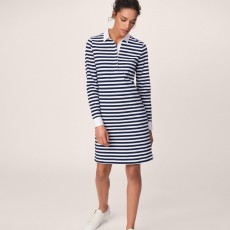 Gant Striped Heavy Rugger Dress