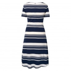 Gant Striped Skater Dress