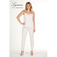 Frank Lyman Trousers Rose/Blush