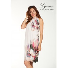 Frank Lyman Dress Rose/Blush