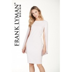 Frank Lyman Dress Blush