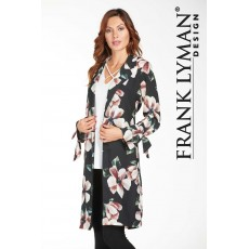 Frank Lyman Jacket Black/Blush