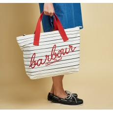 Barbour Littlehaven Tote Bag Signal