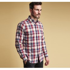 Barbour Warren Shirt White