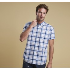 Barbour Gerald S/s Shirt Blue