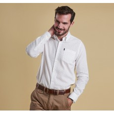 Barbour Owen Shirt  White