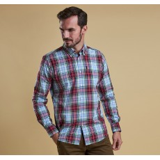Barbour Jeff Shirt Red
