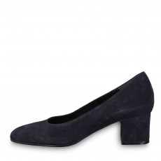 Tamaris Navy Court Shoe