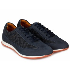 Bugatti Tomeo Shoe Dark Blue/Black