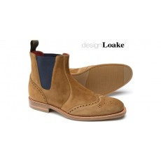 Loake Hoskins Brogue Dealer Boot