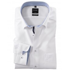 Olymp  modern fit Shirt  White
