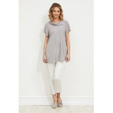 Masai Dafna top short sleeve Dove Org