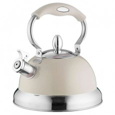 Typhoon Living Cream Stove Top Kettle 2.5L