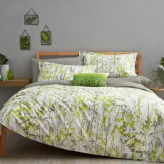 Clarissa Hulse Prairie Bedding Grey/Green